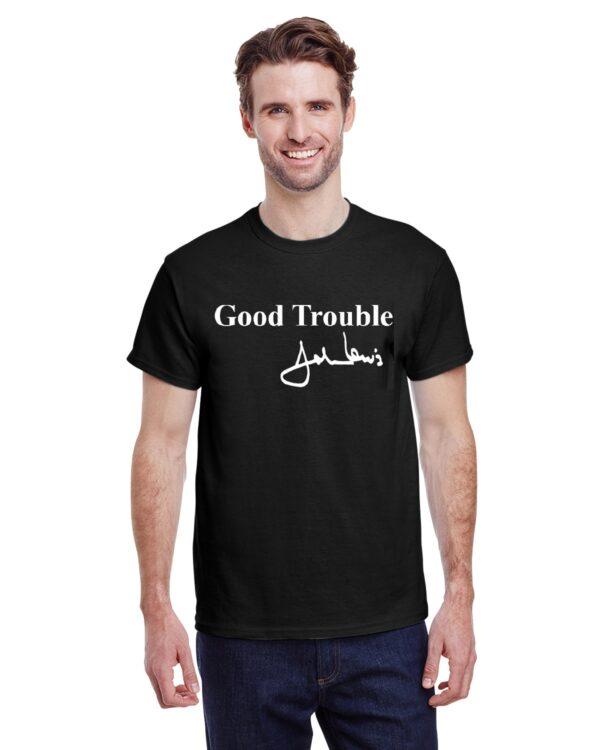 Good Trouble-John Lewis