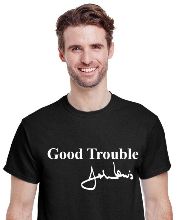 Good Trouble - John Lewis