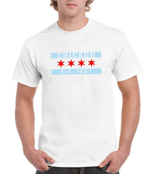 ChicagoFlag-White