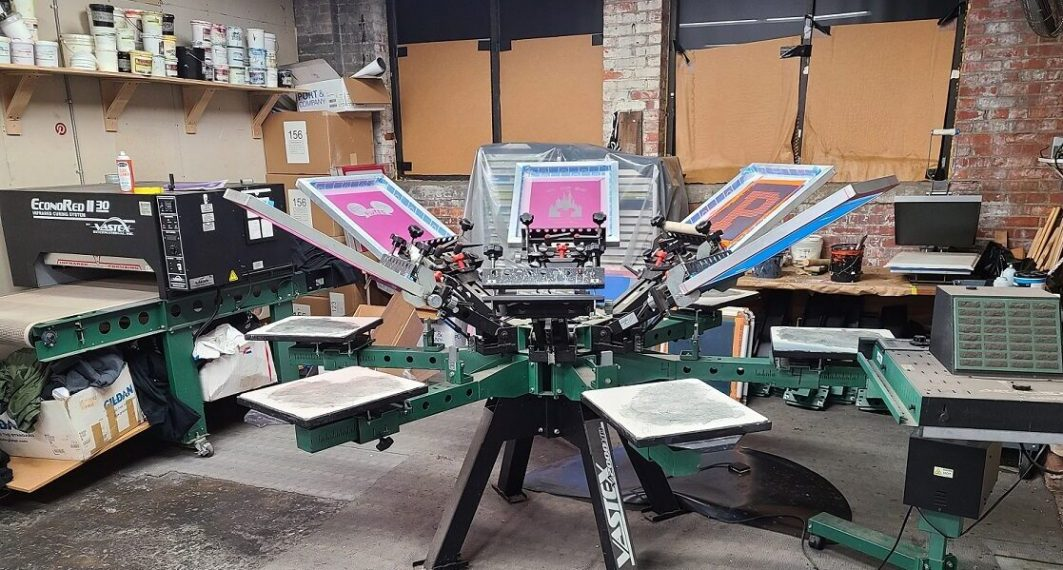 Production Room - Custom T-Shirts and Apparel